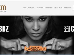 Design & develop a responsive, content managed website & SEO friendly