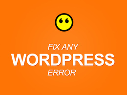 Fix any WordPress theme error