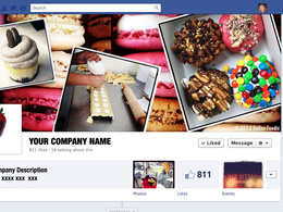 Design Facebook banner for your company