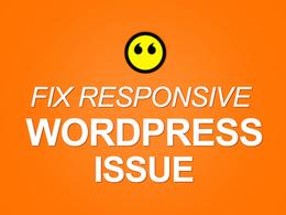Fix WordPress responsive issue