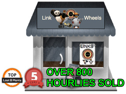 SEO links create a powerful link wheel to your website improve google rankings