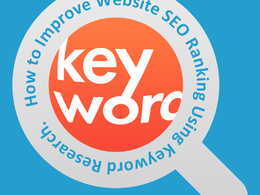 Research the 15 most profitable SEO keywords for your business niche