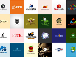 Design a unique & creative logo with unlimited revision