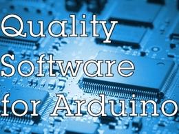 Provide one hour of Arduino development time