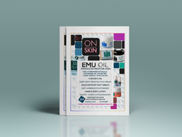 Design a professional flyer, poster, banner or advert