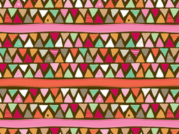 Create a simple seamless pattern