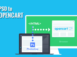 Provide high quality opencart theme with affordable price