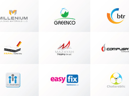 Design a professional logo with unlimited concepts and unlimited revisions