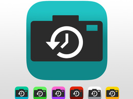 Design a stunning app icon in a range of different dimensions