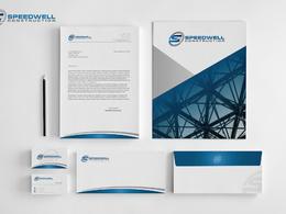 Design your business card + letterhead + envelope + compliments slip & favicon