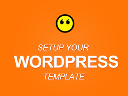 Setup and customise your Wordpress theme
