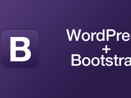 Convert PSD to fully responsive Wordpress site using Bootstrap 3.0