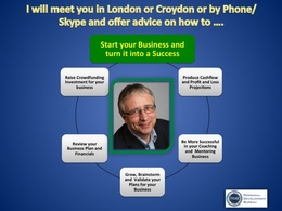 Provide a 2 hour meeting to help you start up your business