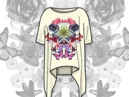 Design artworks for t-shirt prints