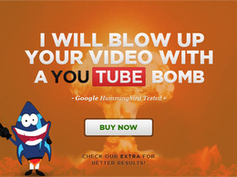Blow up your video with a YouTube SEO bomb