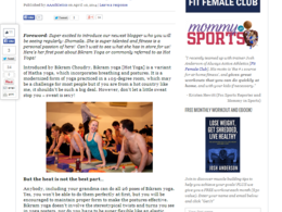 Write a 500 word authoritative health & fitness article