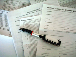 Draft a standard three page contract for you