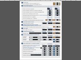 Create a fully editable PDF form