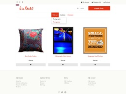 Design and create a bespoke eCommerce website