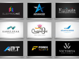 Design professional eye catching Logos