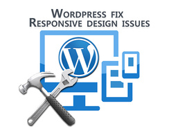 Fix 2 Wordpress Issues or Bugs or Problems or Errors