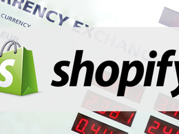 Setup Shopify Currency Converter