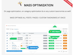 Optimize your website ON PAGE SEO
