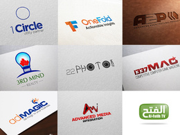 Design logo fast and professional