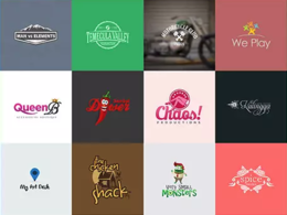 Design a creative and stunning Logo