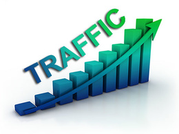 Send 6k human traffic  to Your website