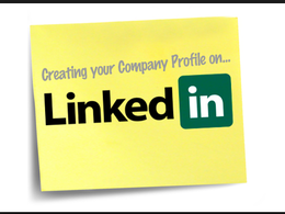 Design a Professional Bespoke Linkedin Company Page to rocket your SEO and rankings!