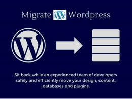 Migrate your wordpress site in 24 hour