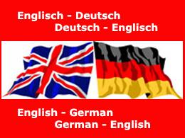 Translate English-German or German-English 120 words to a high quality standard