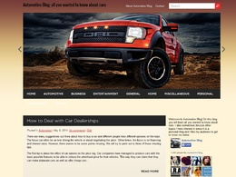 Guest post your article to my PR4 DA38 CAR / AUTO blog