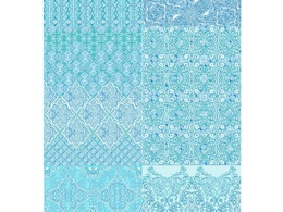 Design a textile fashion fabric print