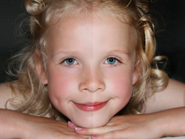 Offer high quality, basic retouching on 10 Photographs