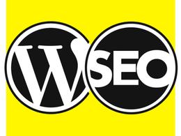 Get your WordPress website noticed. SEO your WordPress website