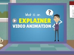 Make a 30 sec PRO Video Animation / Explainer Video