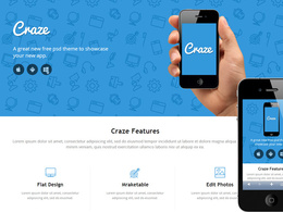 Develop a full responsive and full featured ready WordPress theme from a PSD