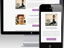 Provide responsive email templates that Look Great on all Devices