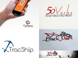 Design a highly professional logo for your brand with multiple revisions