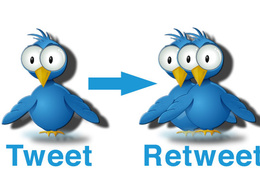 Give your promotions, products, adverts, profile 100+ retweets