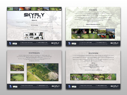 Design your company brochure and provide a high quality, print ready file