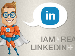 Design your LinkedIn page