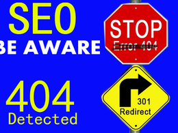 Find out your site 404 page detected and redirect on 301 to prevent google penalty
