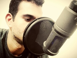 Record a professional UK/US male voice over