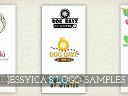 Design 3 VECTOR Logo concepts with Unlimited Revisions