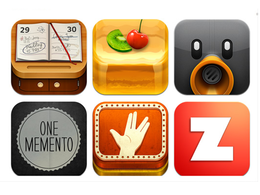Design an attention grabbing iPhone app icon on unlimited revisions