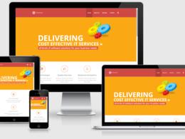 Setup your wordpress website