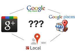 Set your Google Places, Profile, & Plus Accounts